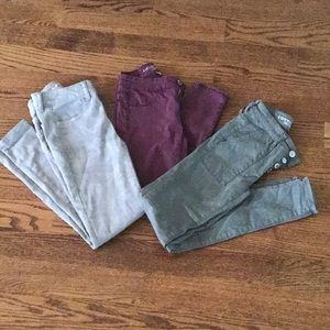 American Eagle stretch jeans 00